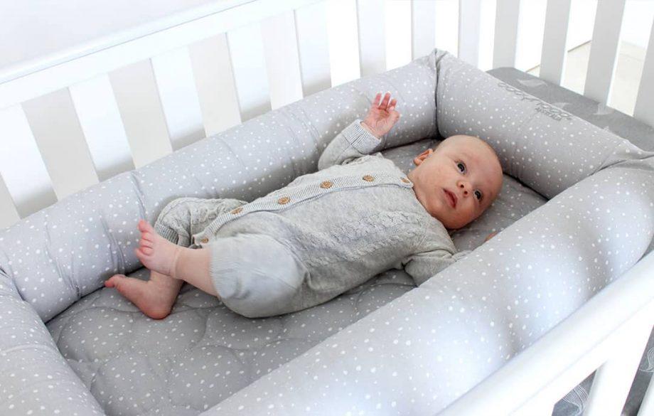 original breathe eze cosy crib lifestyle
