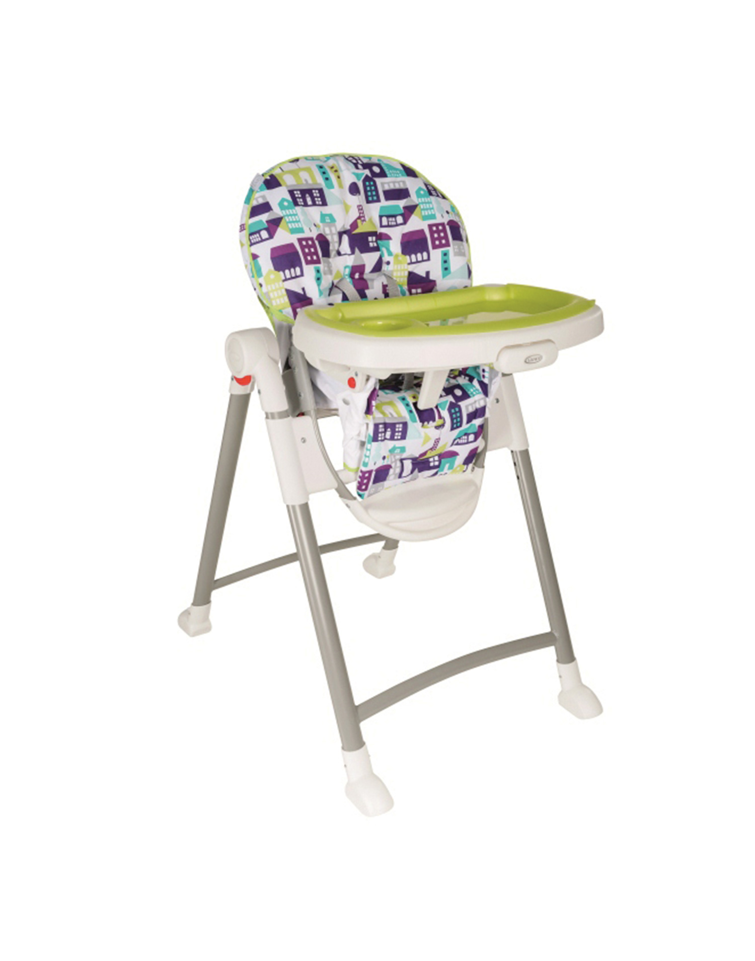 Graco Contempo High Low Chair Babyhood