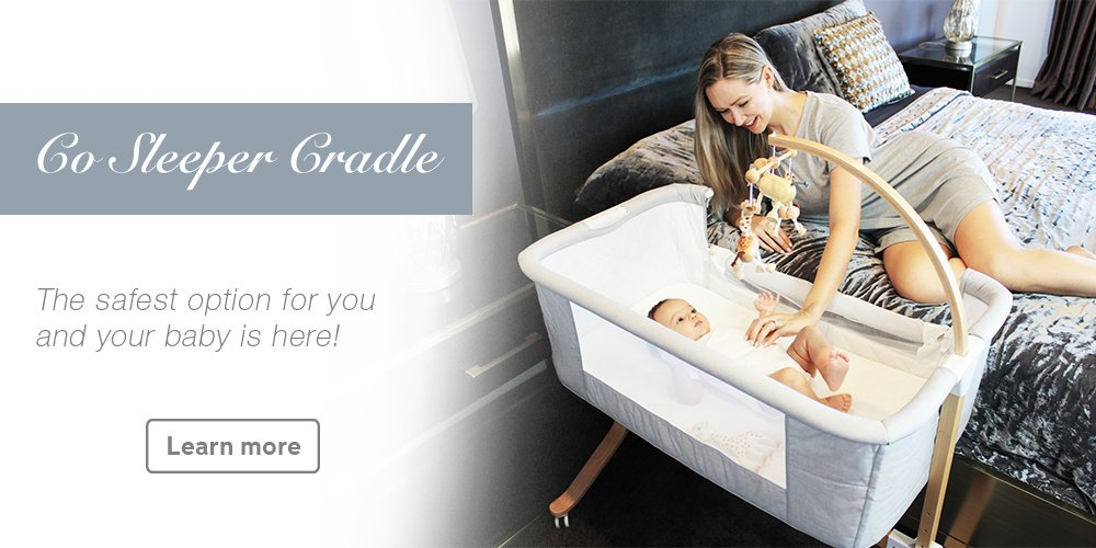 Co-sleeper-Cradle