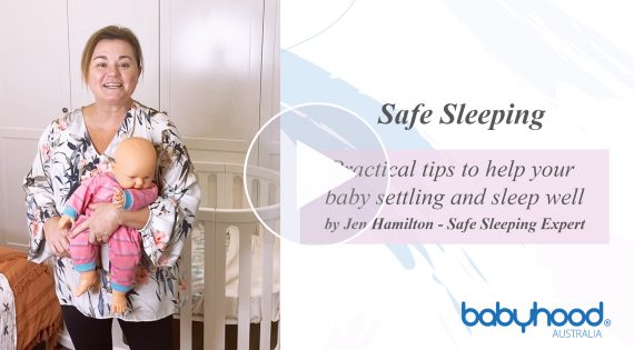Practical Tips to help your baby settling and sleep well