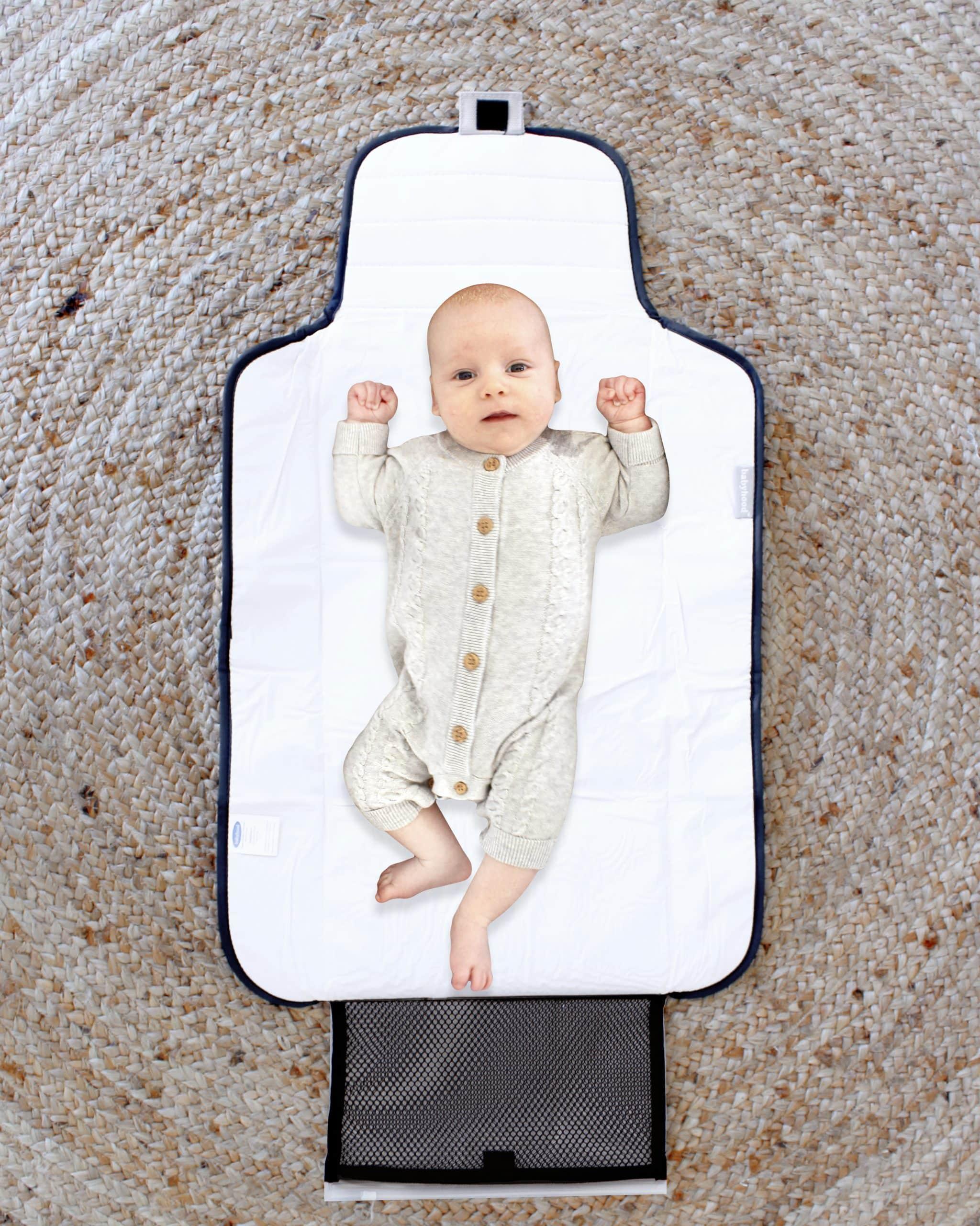 Travel Time Change Mat Lifestyle 2 Babyhood